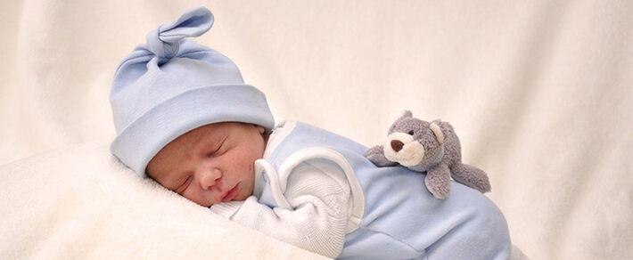 Babyfotografie Krankenhaus Barmherzige Brüder Regensburg
